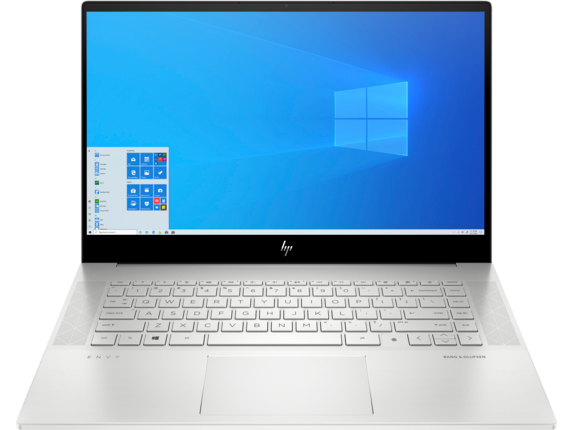 HP ENVY SCREEN 13.3 CORE i7-11th Gen RAM 8GB SSD 512GB WIN 10 13-BA1007 SILVER