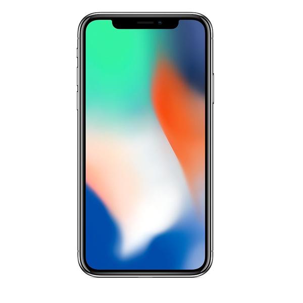 Apple iPhone X 64GB Silver (IPX-64GBSL)