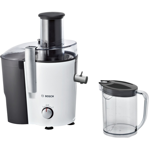 Bosch Stainless Steel Centrifugal Juice Extractor (MES25A0GB)