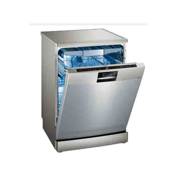 Siemens Freestanding Dishwasher, Silver (SN278I10TM)