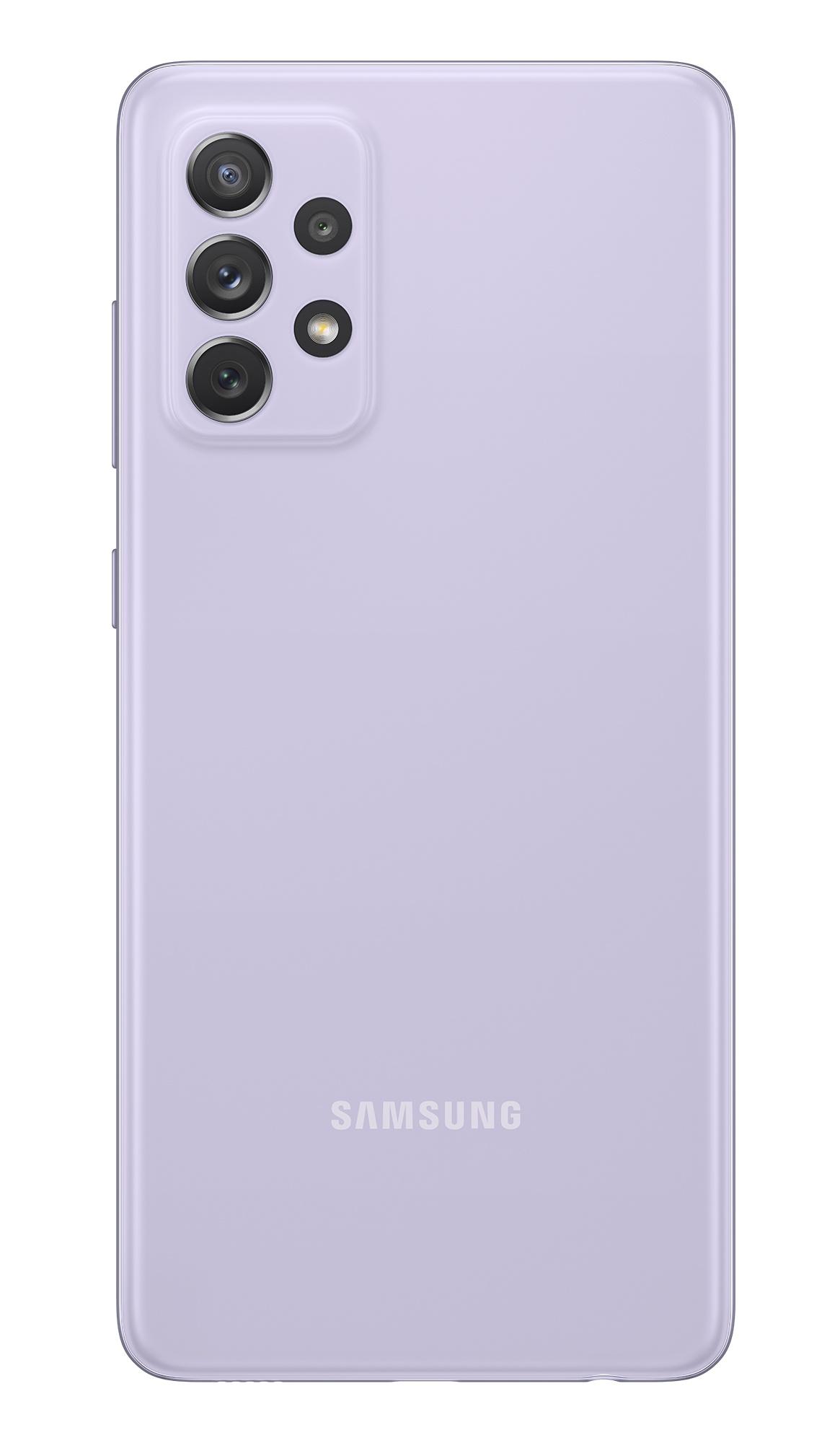 Samsung Galaxy A72 LTE 8GB-256GB Screen 6.7inch Awesome Violet SMA725FL-256GBVI