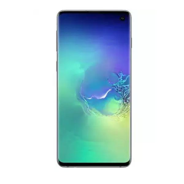 Samsung Galaxy S10 Dual SIM Prism Green 8GB RAM 128GB 4G LTE (SM-G973-GREEN-EC)