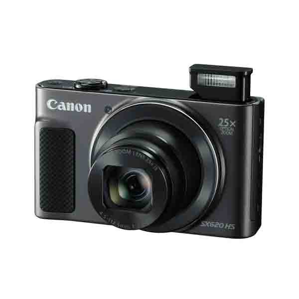 Canon Camera PowerShot SX620 Black (SX620HS)