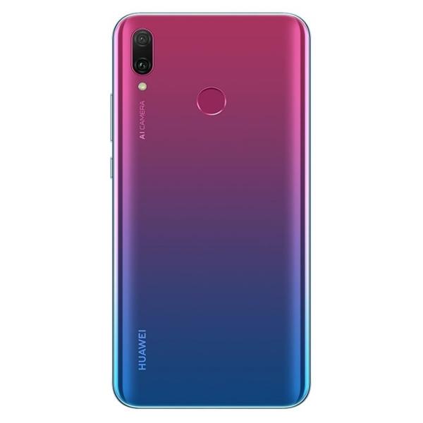HUAWEI MOBILE PHONE / Y9 2019 ,128GB,6.5'',DUAL SIM, AURORA PURPLE Y9W-128GBPR
