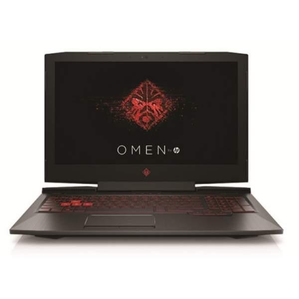HP OMEN Gaming Laptop, 15.6-Inch FHD, Intel Core i7-7700HQ, 16GB RAM, 1TB+128GB, Win 10, Black (15-CE005)