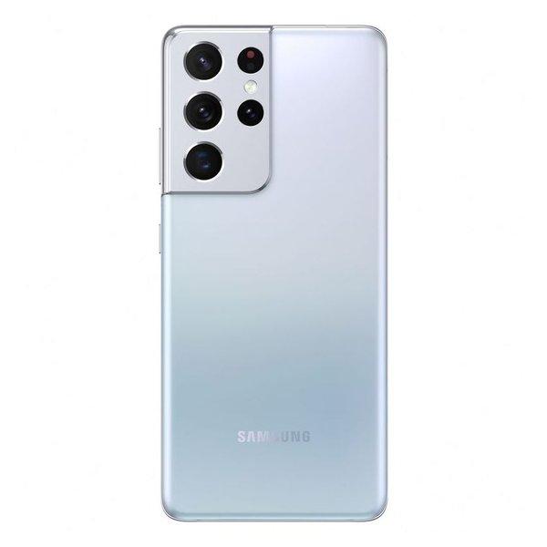 Samsung Galaxy S21 Ultra 5G 256 GB Phantom Silver SM-G998BZSGMEA