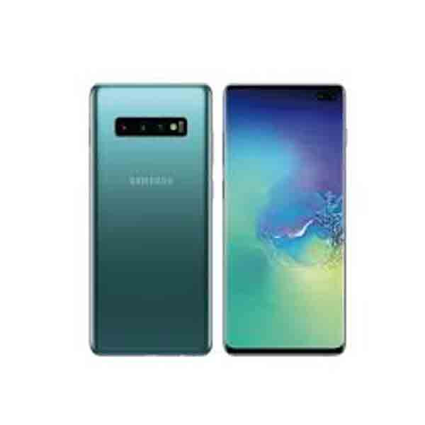 Samsung S10+ 128GB Octa Core 2.7GHz-2.3GHz-1.9GHz Green (SM-G975FZGDXSG)
