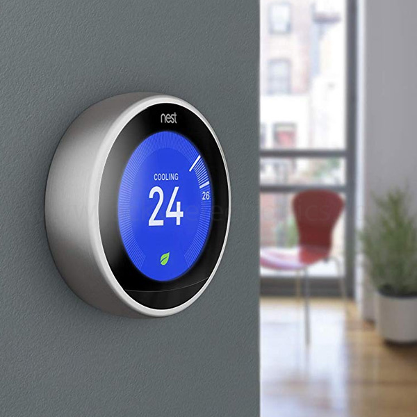 NEST LEARNING THERMOSTAT 3RD GENERATION - WHITE T3017US (NEST-T3017US)