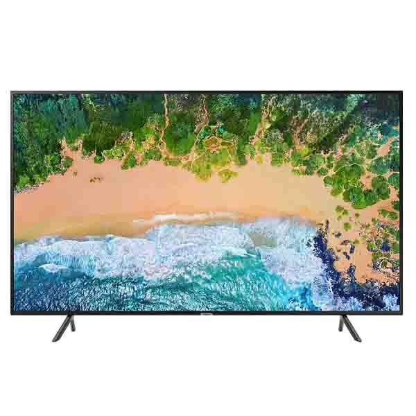"55"" NU7100 Flat Smart 4K UHD TV Series 7 UA55NU7100KXZN"