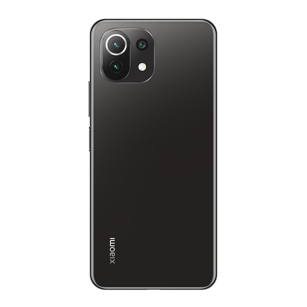 XIAOMI MI 11 LITE 4G DUAL-SIM 6GB-128GB 4G BOBA BLACK MI11LITE-128GBB