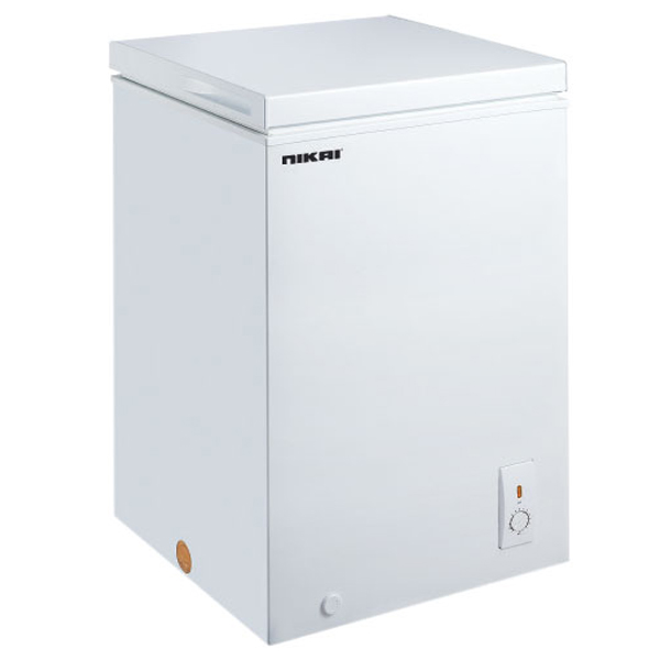 Nikai 200 Ltrs Chest Freezer Tropicalized Compressor Fast Cooling Technology (NCF260N5)