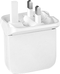 MYCANDY G3 INTERNATIONAL CHARGER WHITE (ACMYCA7CHRWHT)