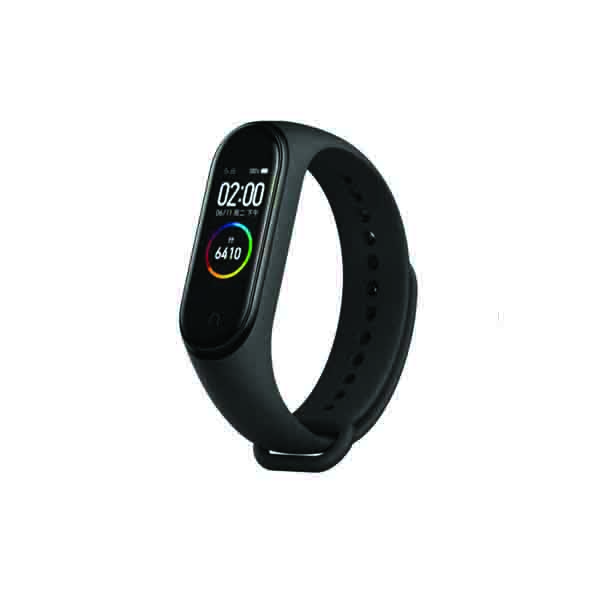 Xiaomi Mi Fitness Band 4 with HR, Black (MGW4052GL)