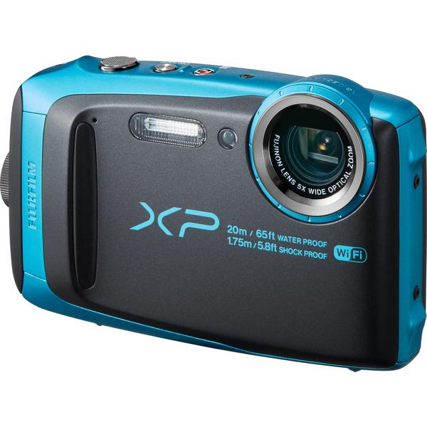 Fujifilm FinePix XP120 - Sky Blue (FXXP120SBL)
