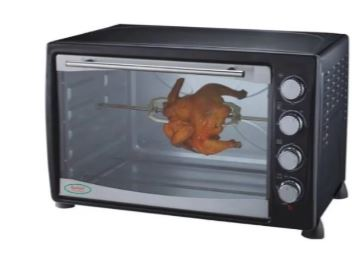 Europa Electric Oven With Rotisserie 45 Litres FEOMK4201
