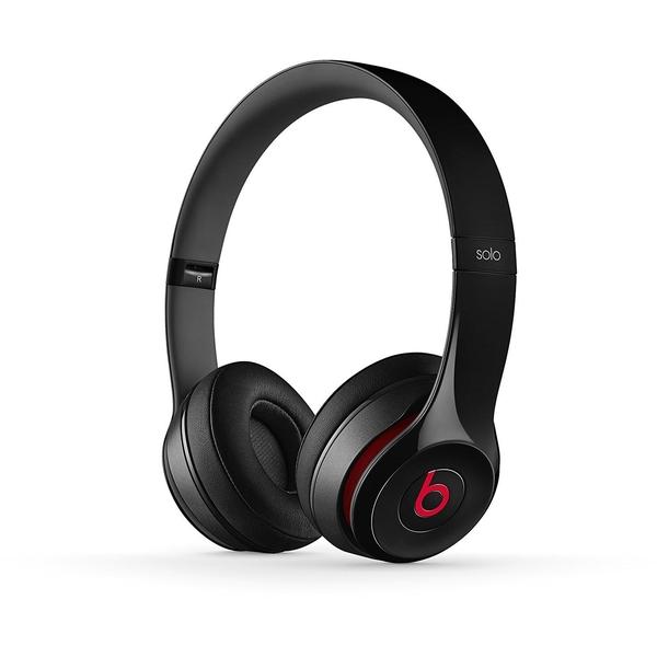 BEATS HEADPHONE / SOLO 2 ON EAR  - BLACK