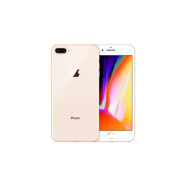 Apple iPhone 8 Plus 256GB - Gold (IP8P-256GBGD-EC)