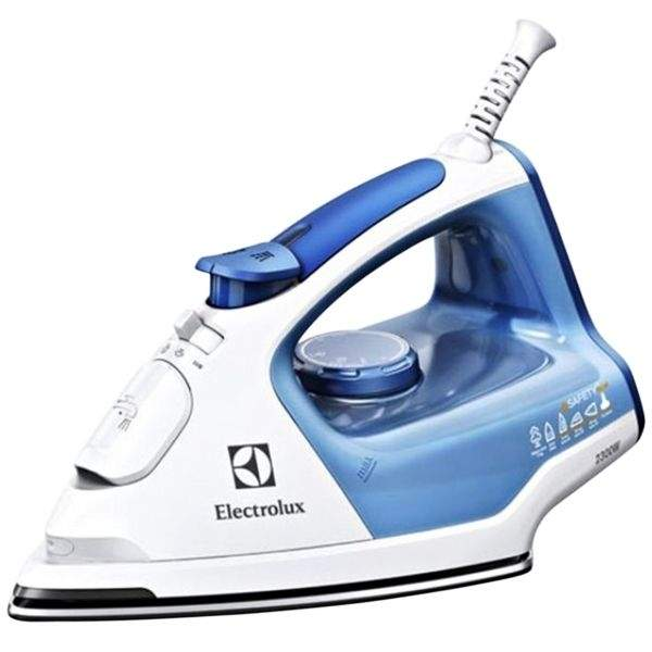 Electrolux Steam Iron, Blue (EDB5220)