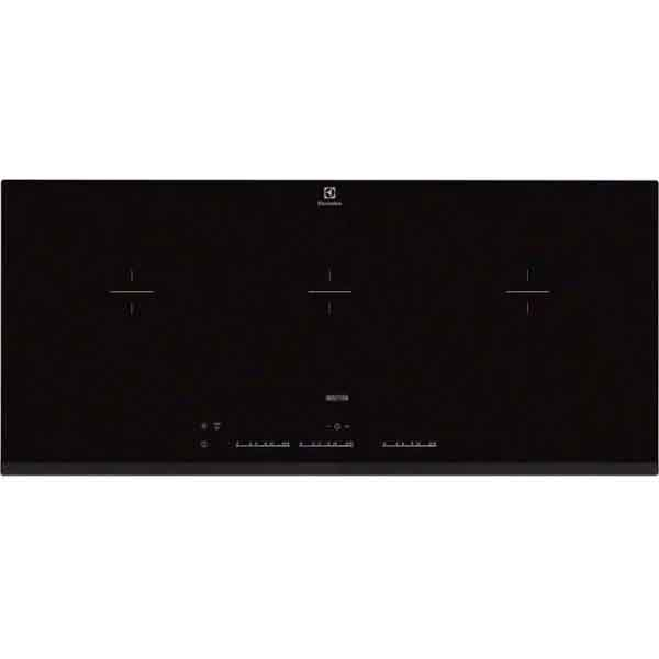 ELECTROLUX  90 CM BUILT-IN INDUCTION HOB WITH 3 HIGH SPEED COOKING ZONES (EHL9530FOK)
