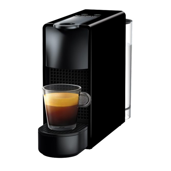 Nespresso Essenza Mini C30 Black Coffee Machine (C30-ME-BK-NE1)