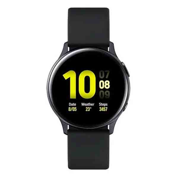 Samsung Galaxy Watch Active 2 Aluminium 44mm Black (SM-R820NZKAXSG)