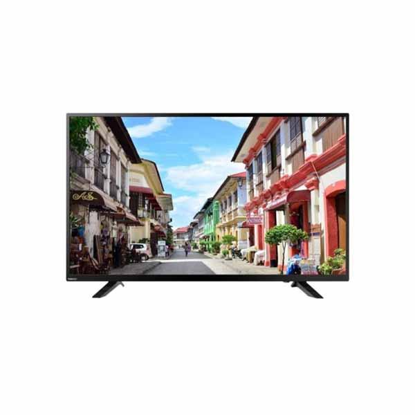 Toshiba 40-Inch Full HD LED TV 40S1700EE Black (40S1700EE-EC)