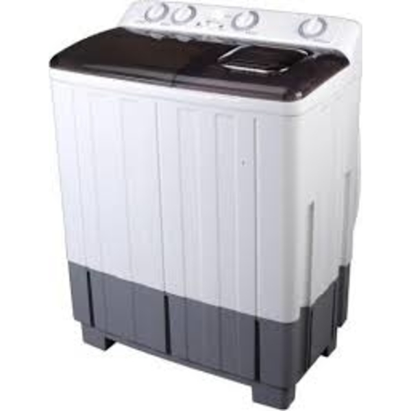 Daewoo 11Kg Semi Automatic Top Load Washer (DW-110KASD)