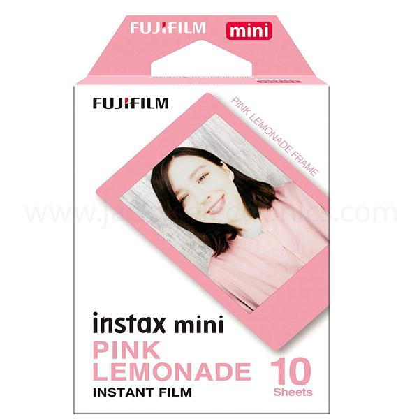 Fujifilm Instax Mini film 10 sheets (Pink Lemonade) INSTAXMINI10-PLEMON