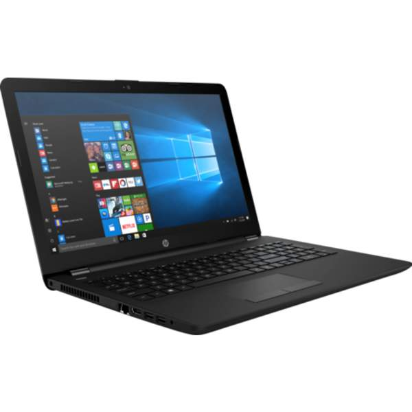 HP Notebook 15-BS154 I3-5005, RAM 4GB, 500GB, WINDOWS 10, BLACK