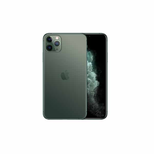 Apple iPhone 11 Pro With FaceTime Midnight Green 64GB 4G LTE - International Specs (MWC62/LLA-EC)