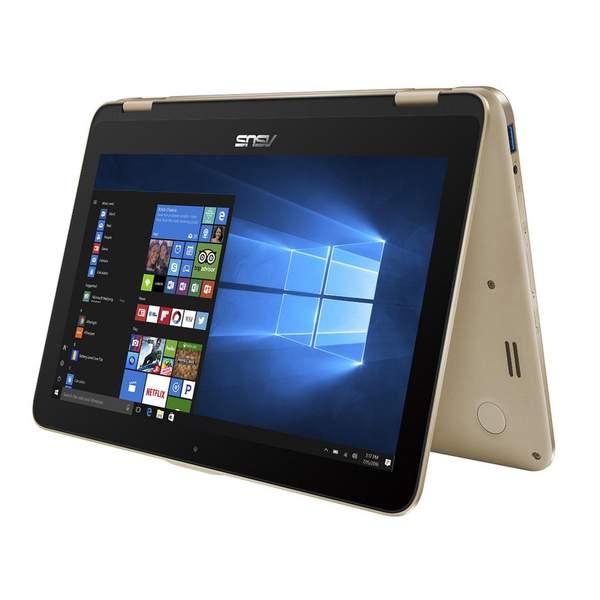 Asus VivoBook Flip 12 TP203NAH 2 In 1 Notebook, 11.6 Inch, Intel Pentium N4200, 4GB RAM, 1TB, Windows 10 (TP203NAH-BP051T)