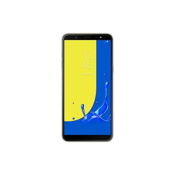 Samsung Galaxy J8 Smartphone - Gold (SMJ810FW-64GBGD)