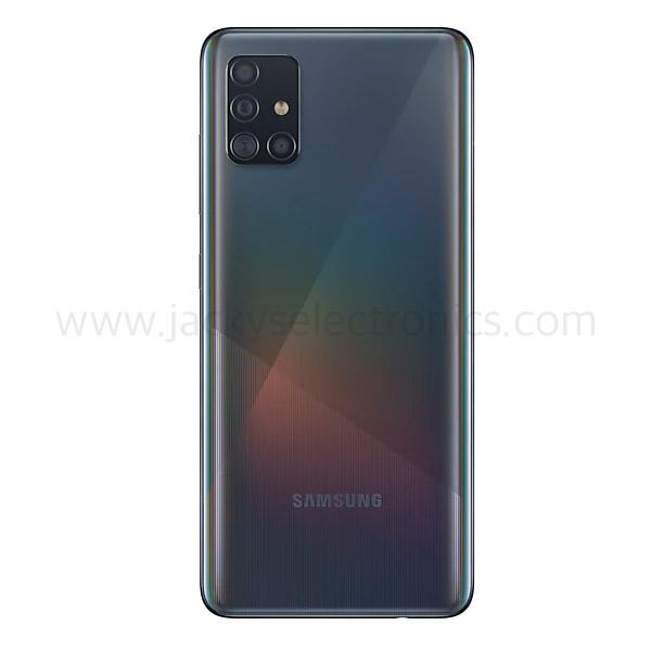 Samsung Galaxy A51, 128GB, 6GB RAM,  BLACK (SMA515FW-128GBB)