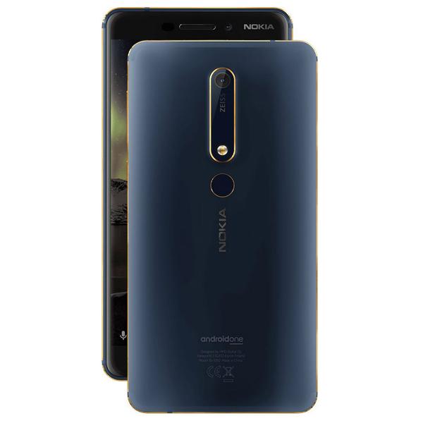 NOKIA MOBILE PHONE / NOKIA 6.1 TA-1043 3/32 BLK-11PL2BW1A10 (NOKIA6-1W-B)