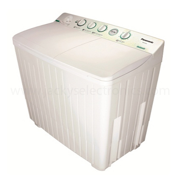 Panasonic 12kg Top Load Fully Automatic Washer (NAW1201NWR)