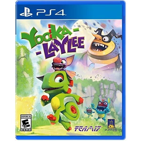YOOKA -LAYLEE PS4 (CD67275)