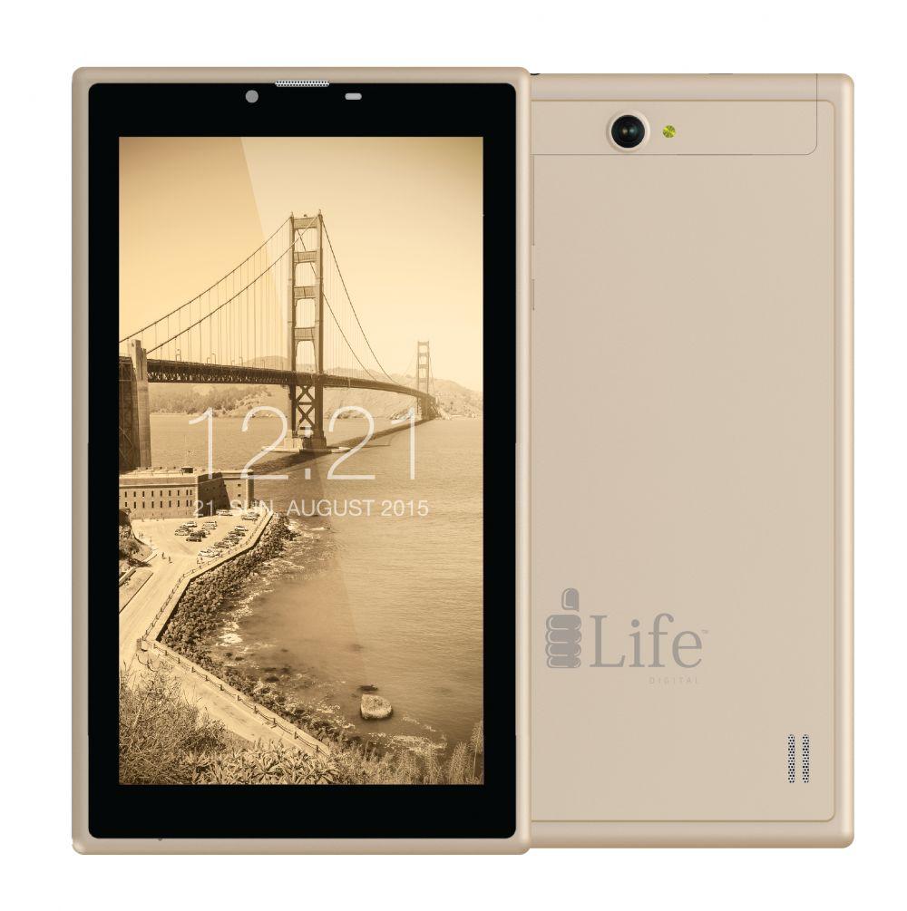 ILIFE TABLET / 3500IGL,7'',8GB,3G,GOLD (IL-3500-GL)