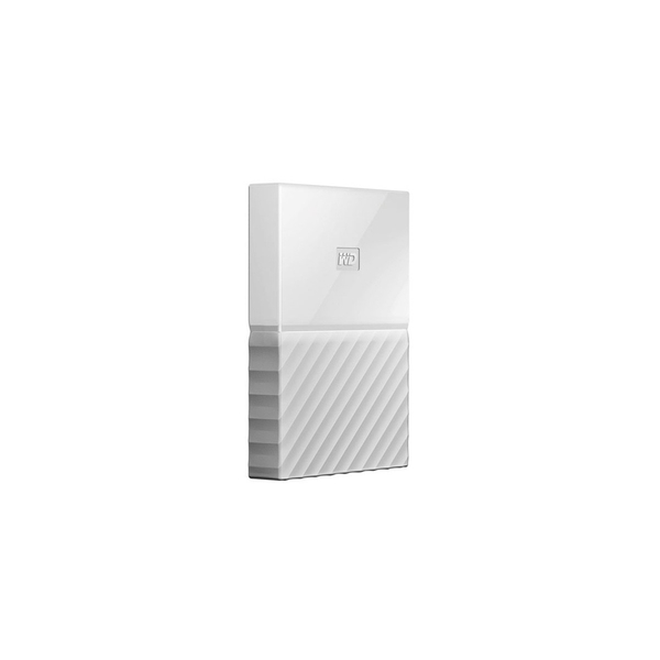 Western Digital My Passport 4TB - White (WDBYFT0040BWT-WESN)