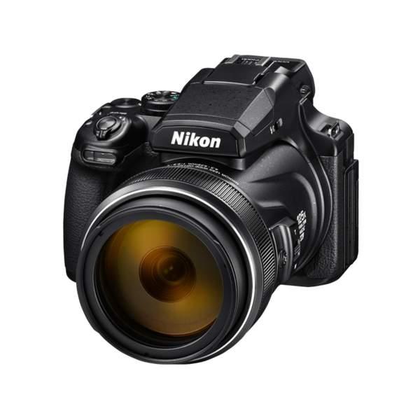 Nikon Coolpix P1000 Super-Telephoto Digital Camera, Black (COOLPIXP1000-EC)