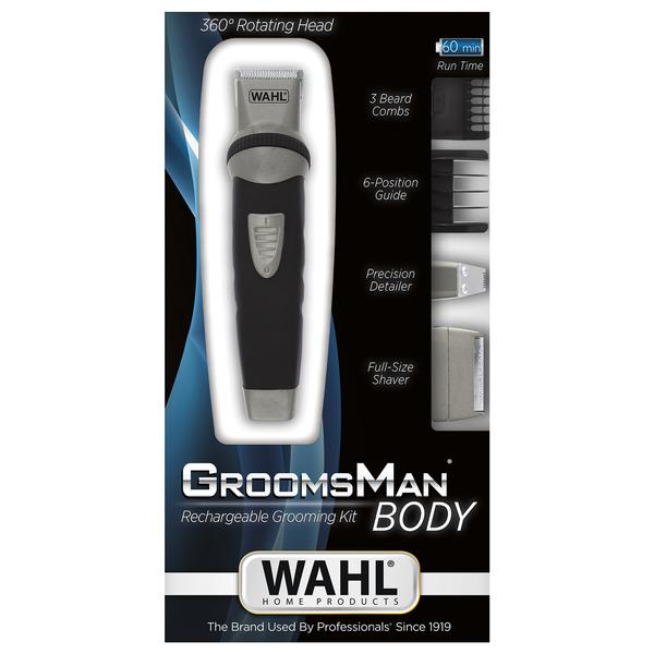 Wahl GroomsMan Body (9953-1027)
