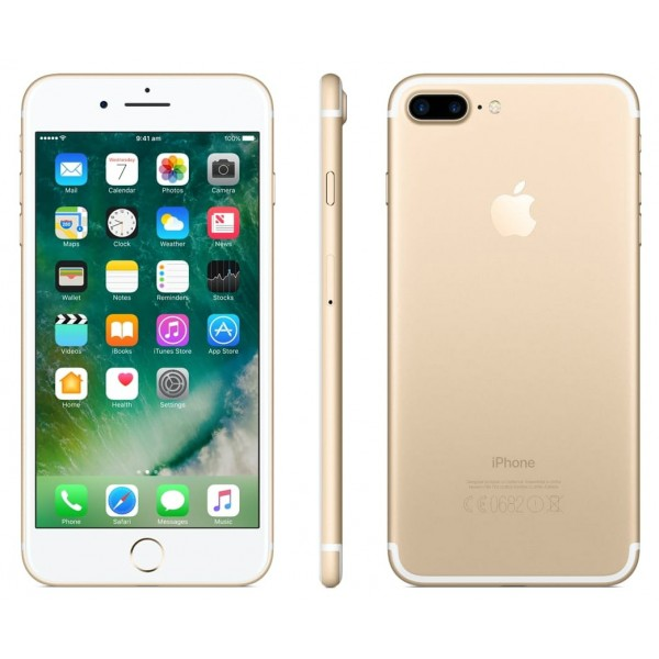 iPhone 7 Plus 128GB Gold  (IP7P-128GBGD-EC)