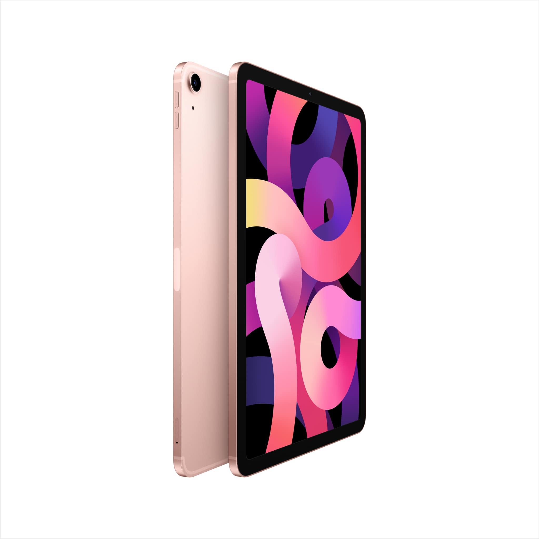 Apple 10.9-inch iPad Air 4 Wi-Fi 64GB - Rose Gold MYFP2AB/A