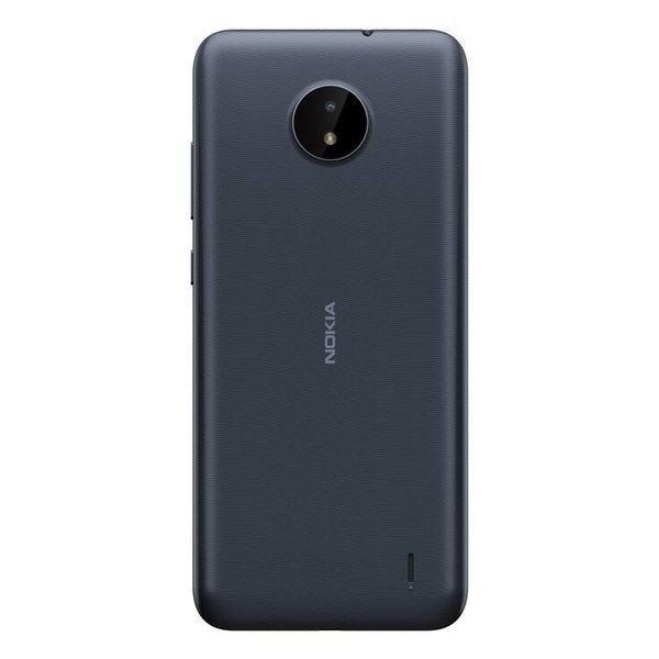 Nokia C20 Dual SIM Mobile Phone, 2GB RAM, 32GB Memory, HD Screen - NOKIAC20-32GBBL