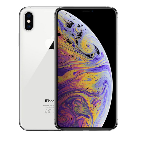 Apple iPhone Xs 256GB Smartphone, Silver (​MT9J2AE/A)