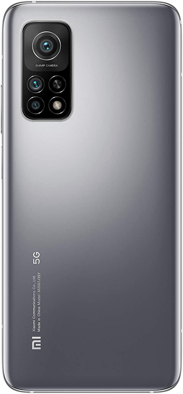 Xiaomi Mi 10T 5G 8GB RAM 128GB Dual SIM Lunar Silver MI10T-128GBSL