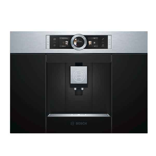 BOSCH 60/45 CM Fully-automatic coffee maker , Stainless Steel (CTL636ES1)