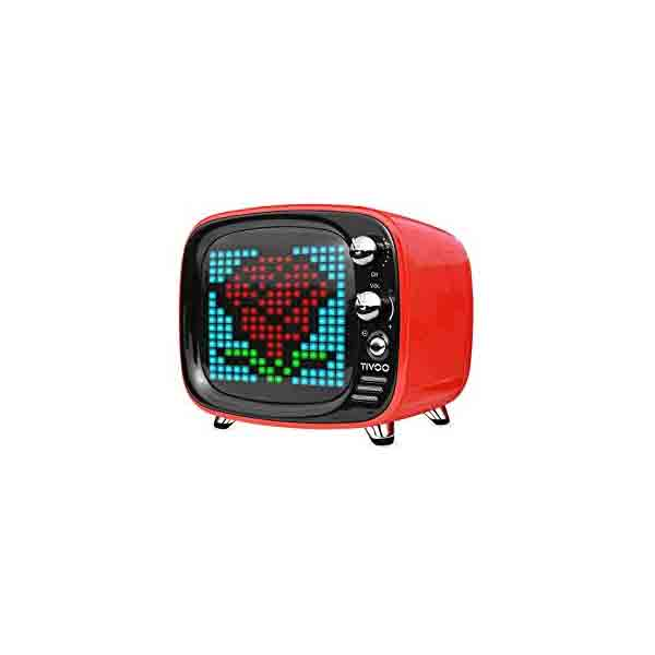 DIVOOM PORTABLE SPEAKER TIVOO-RED 840500101513
