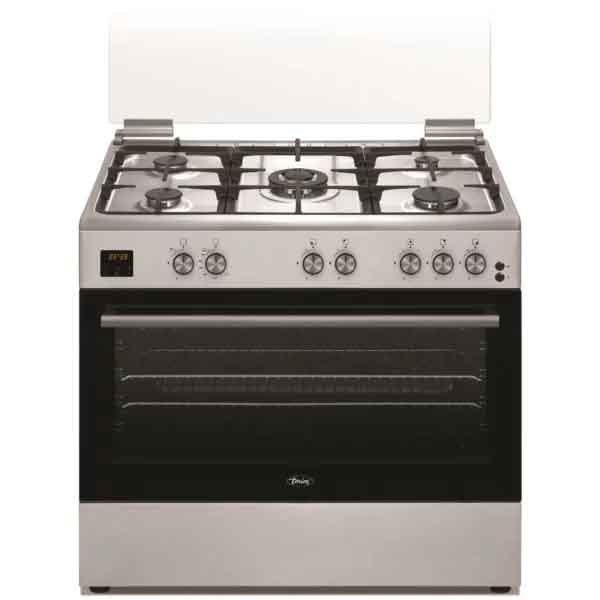 Terim 90X60, 5 Gas Burners Cooker (TERGC96ST)