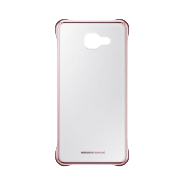 SAMSUNG CLEAR COVER / FOR GALAXY A5 (2016), PINK GOLD (SS-A5-2016-CBC-PGOLD)