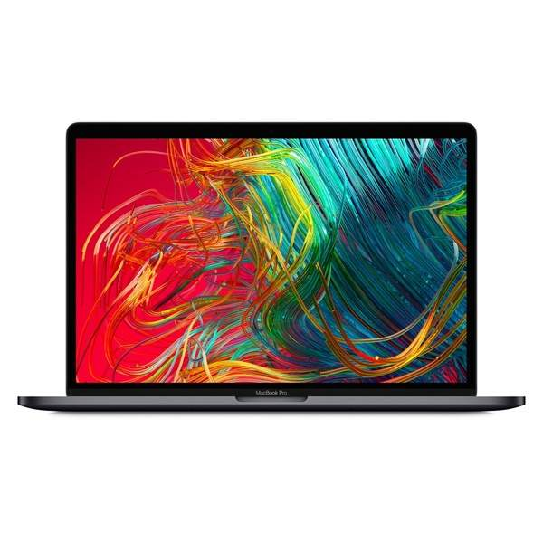 Apple MacBook Pro 13.3 inch with Touch Bar i5, 2.3GHz, 8GB, 256GB SSD, Space Gray (MR9Q2-EC) English